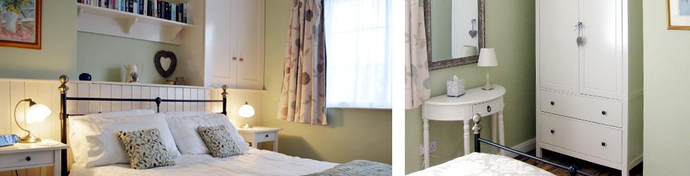 Photo: Double bedroom