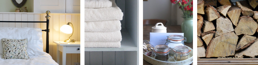 Photo: the price includes bed linen and towels
