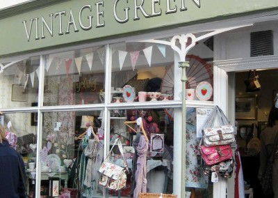 Vintage Green, Sidmouth