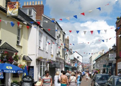 Old Fore Street, Sidmouth