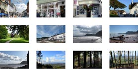 Sidmouth photo album