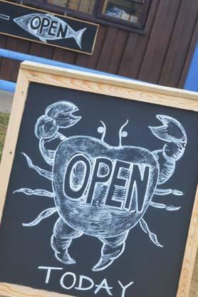 Photo: The Hive beach cafe at Burton Bradstock