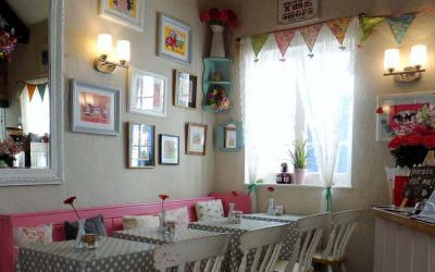 Our top 5 Sidmouth coffee shops