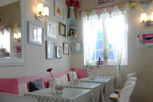 Photo: Selley's Coffee shop in Sidmouth