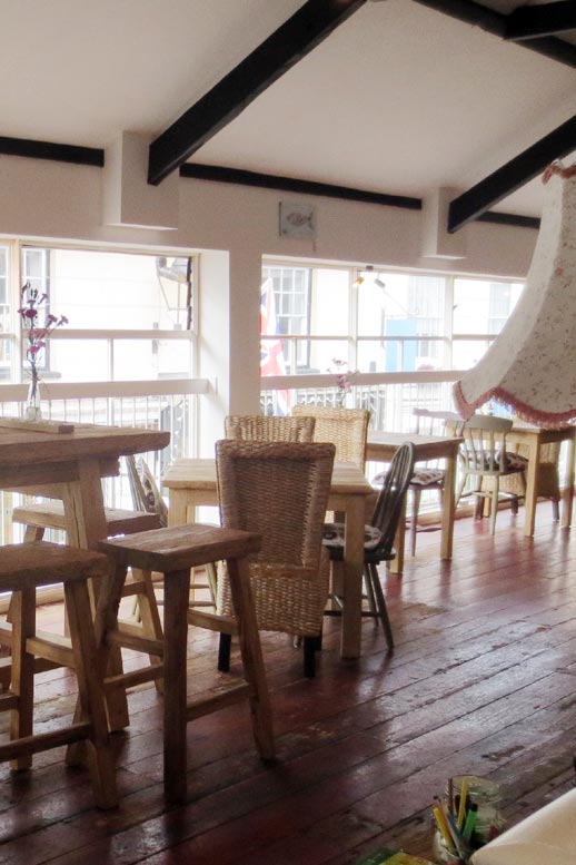 Photo: The Loft in Sidmouth