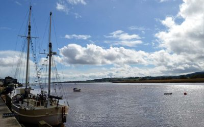 Topsham – discover an historic port on the River Exe