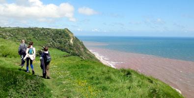 Photo: The South West Coast Path