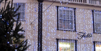 Photo: Sidmouth at Christmas