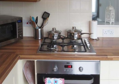 Photo: Well equipped kitchen
