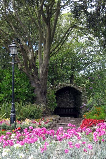 Photo: Connaught Gardens in Sidmouth