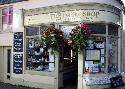 The Dairy Shop and cafe