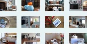 Cottage photo album