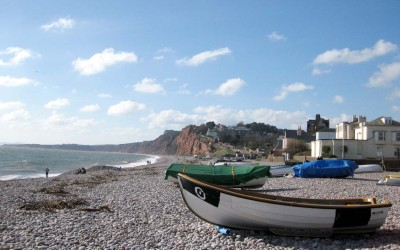The Otter valley: Otterton, Budleigh, Bicton and Escot
