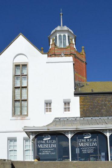 Photo: The Lyme Regis town museum
