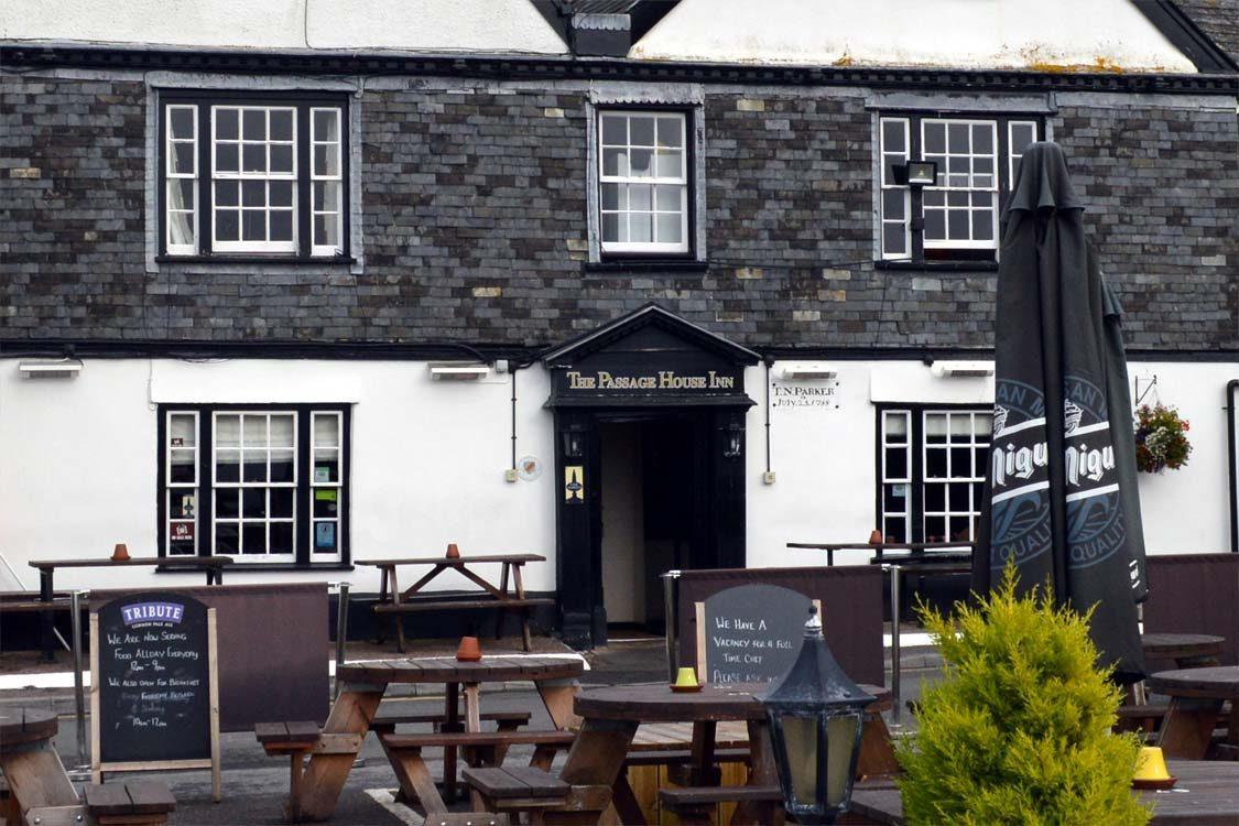 Photo: The Passage House Inn, Topsham