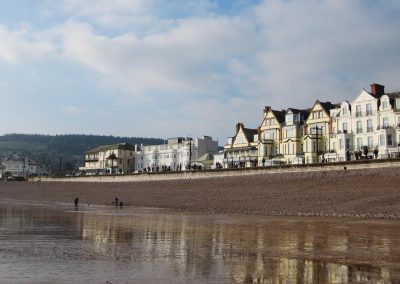 Photo: Sidmouth seafront