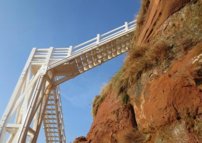 Photo: Jacob's Ladder steps
