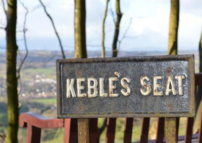 Keble's Seat on Mutters Moor