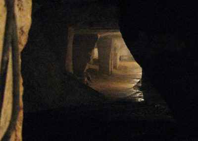 The Beer quarry caves